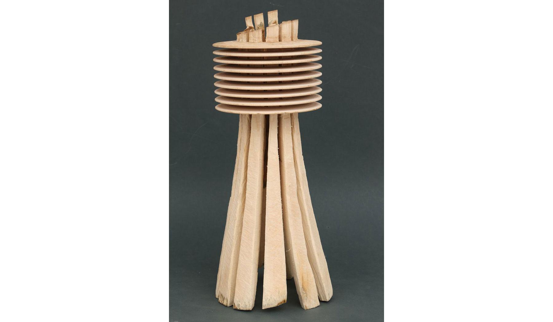 Objekte-aus-Holz-Hoerst-Du-mich-Johannes-Hofbauer